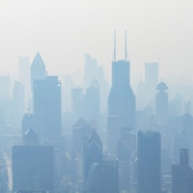 EXPO i Sydkorea om luftforurening