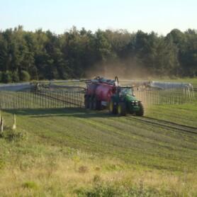 Den tyske stat giver markant finansieringstilskud til miljøteknologier, der reducerer udledninger fra landbruget