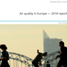 Air Quality in Europe - 2018 report