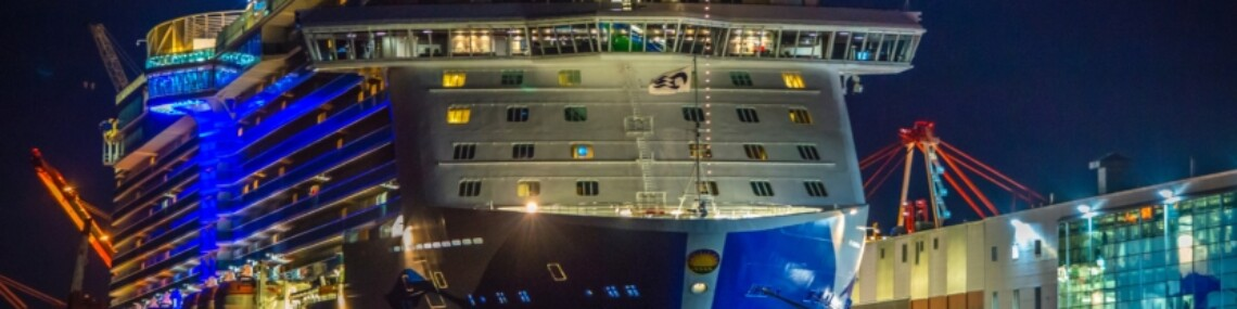 Parliament conference: On-shore power supply for ships