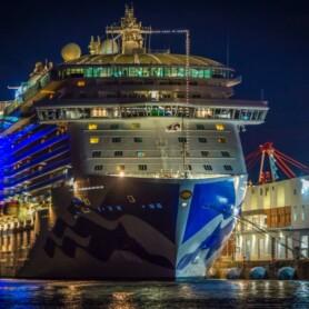 Konference i Folketinget: Landstrøm til de store cruiseskibe