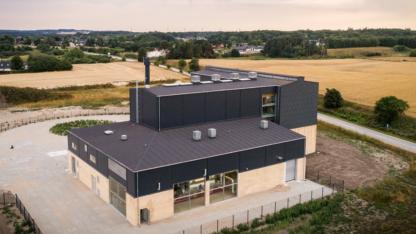 Dall Energy leverer bæredygtig kraftvarme og mindsker luftemissioner