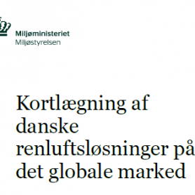 Kortlægning af danske renluftsløsninger på det globale marked (2014)